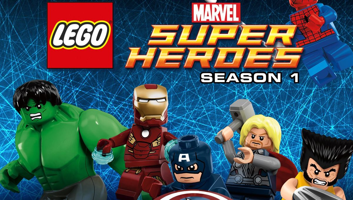 Amazon Marvel Superheroes Season 1