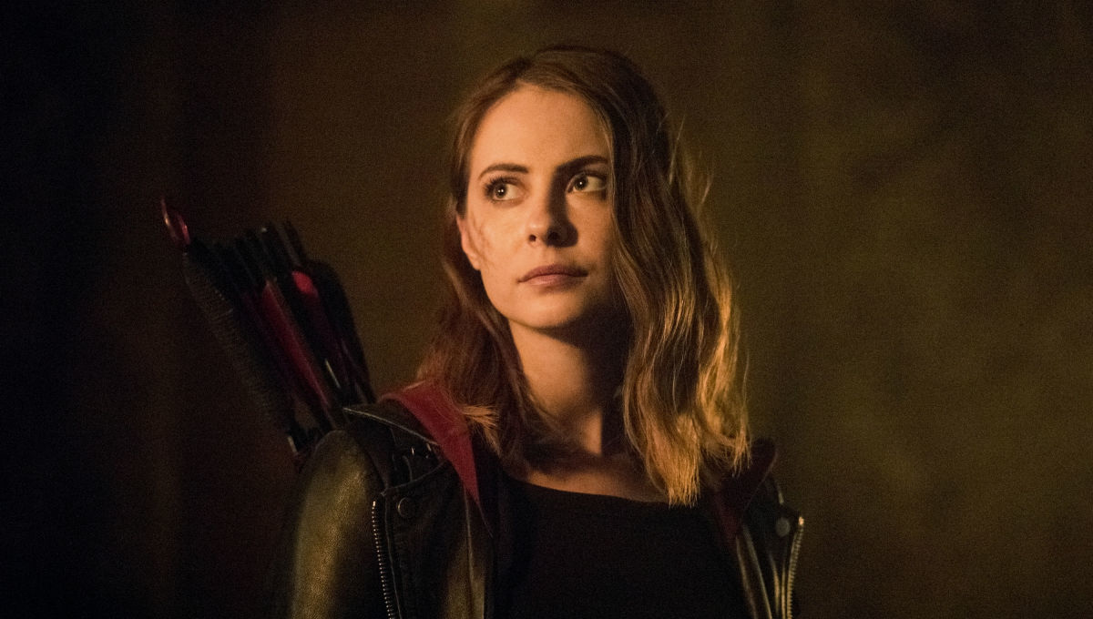 Arrow Thea Season 8