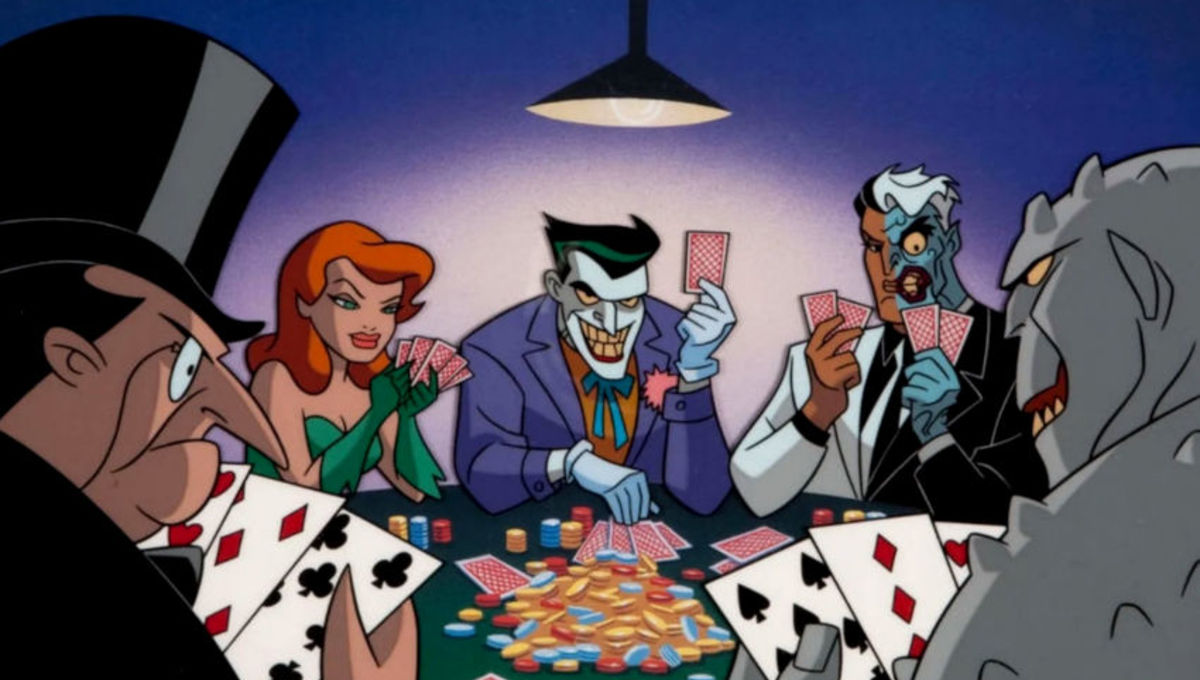 Batman Villains Header