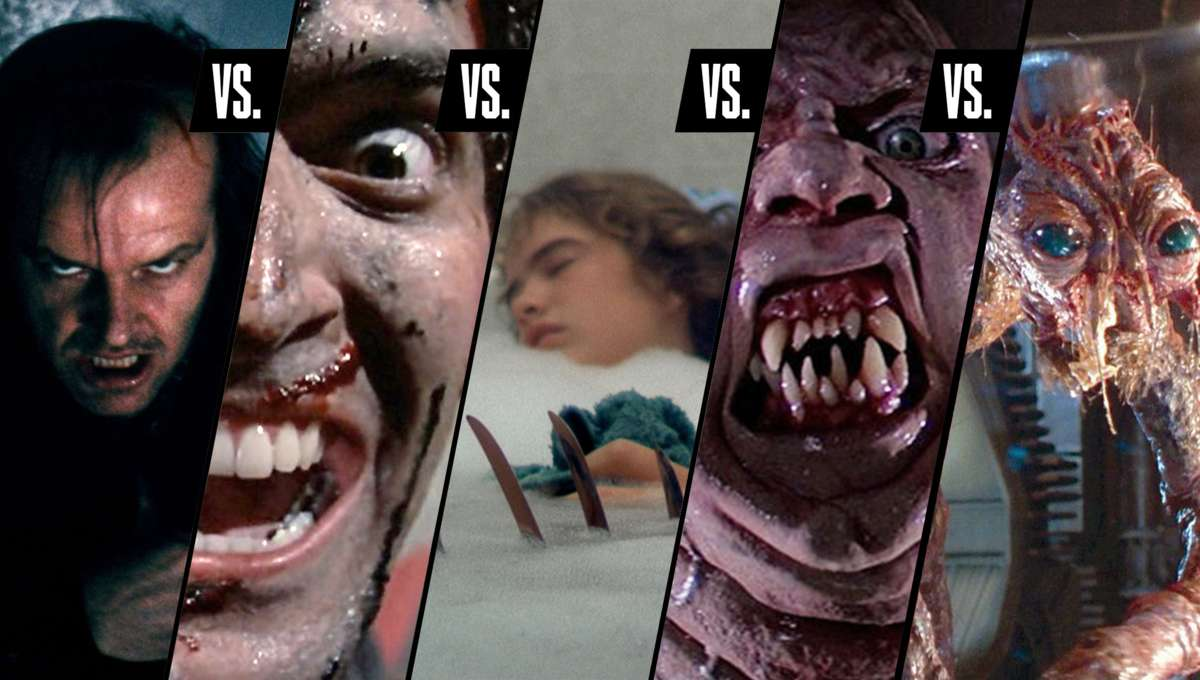 Best Horror Movies of the 1980s