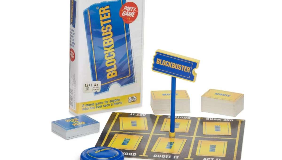 Big Potato Games Blockbuster Party Game