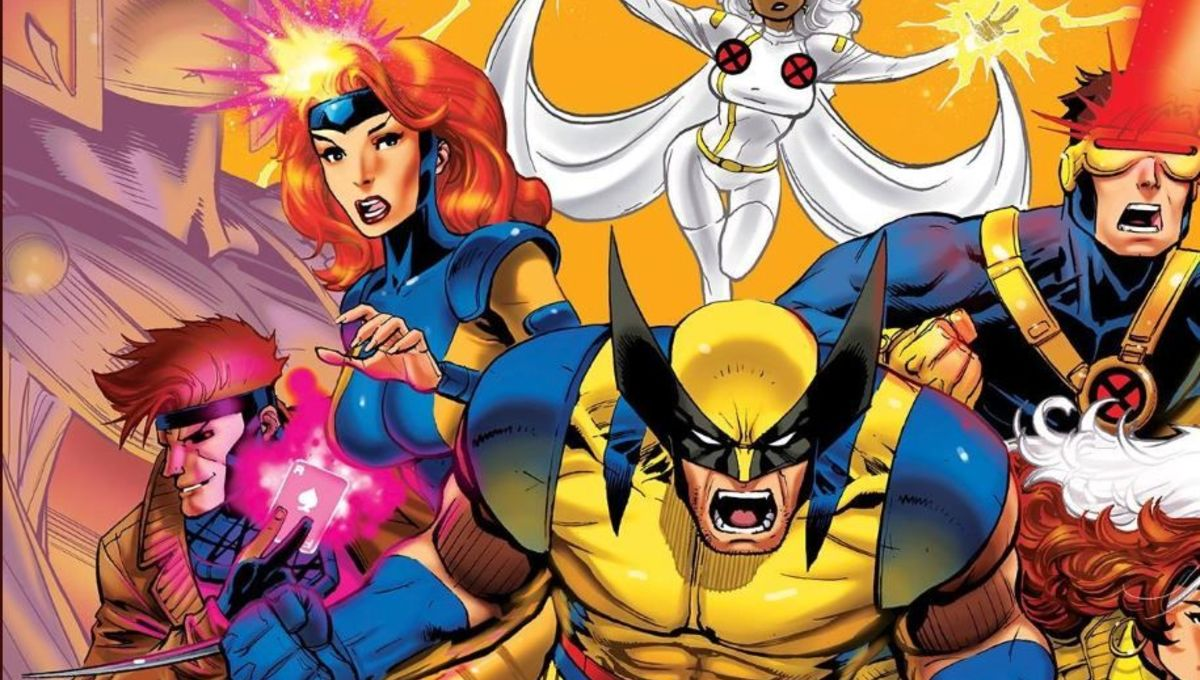 X-Men animated header