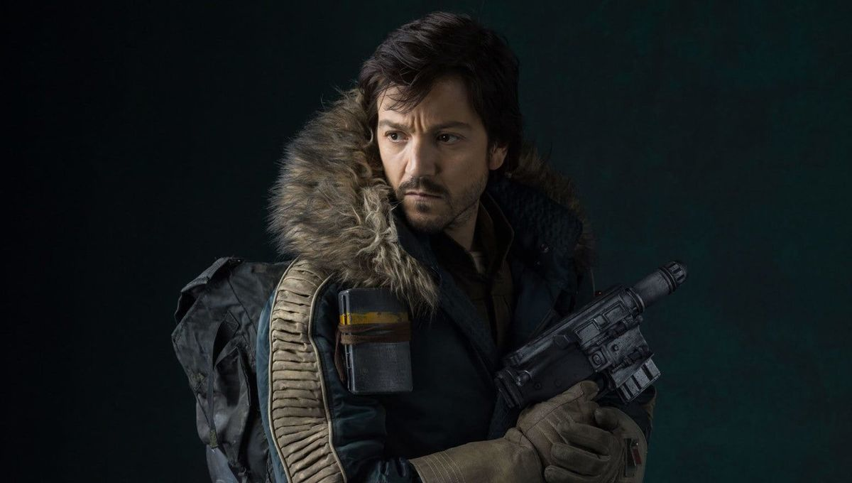 Diego Luna as Cassian Andor