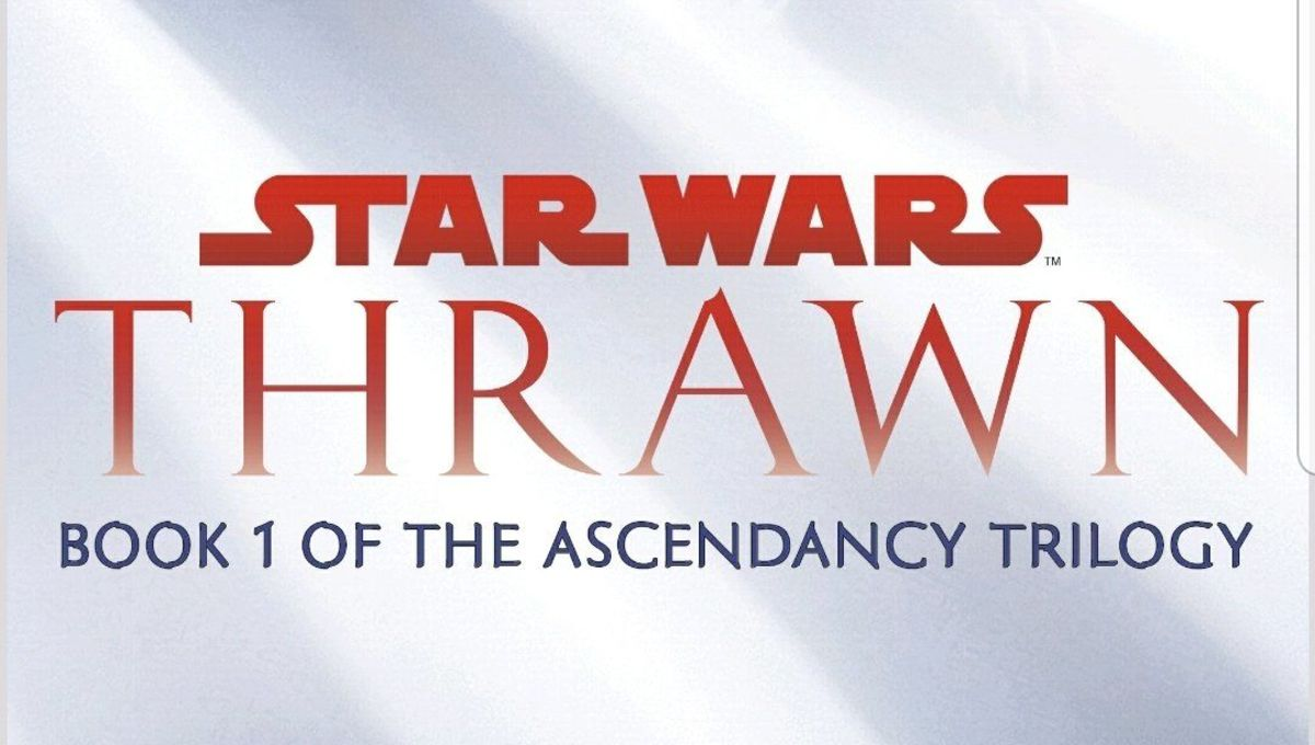 Star Wars Thrawn: The Ascendancy Trilogy