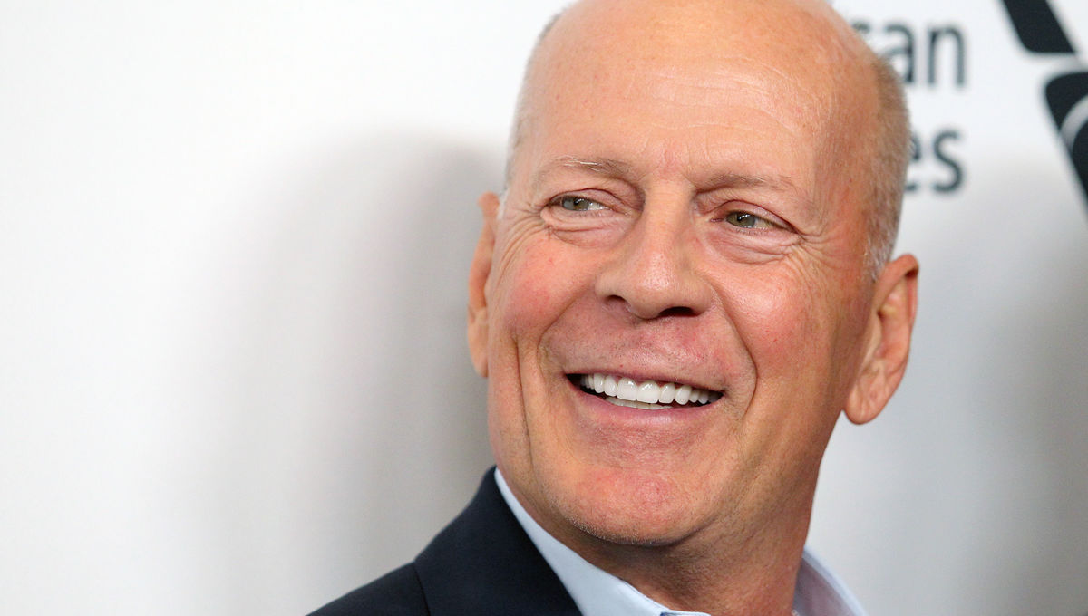 Bruce Willis Getty