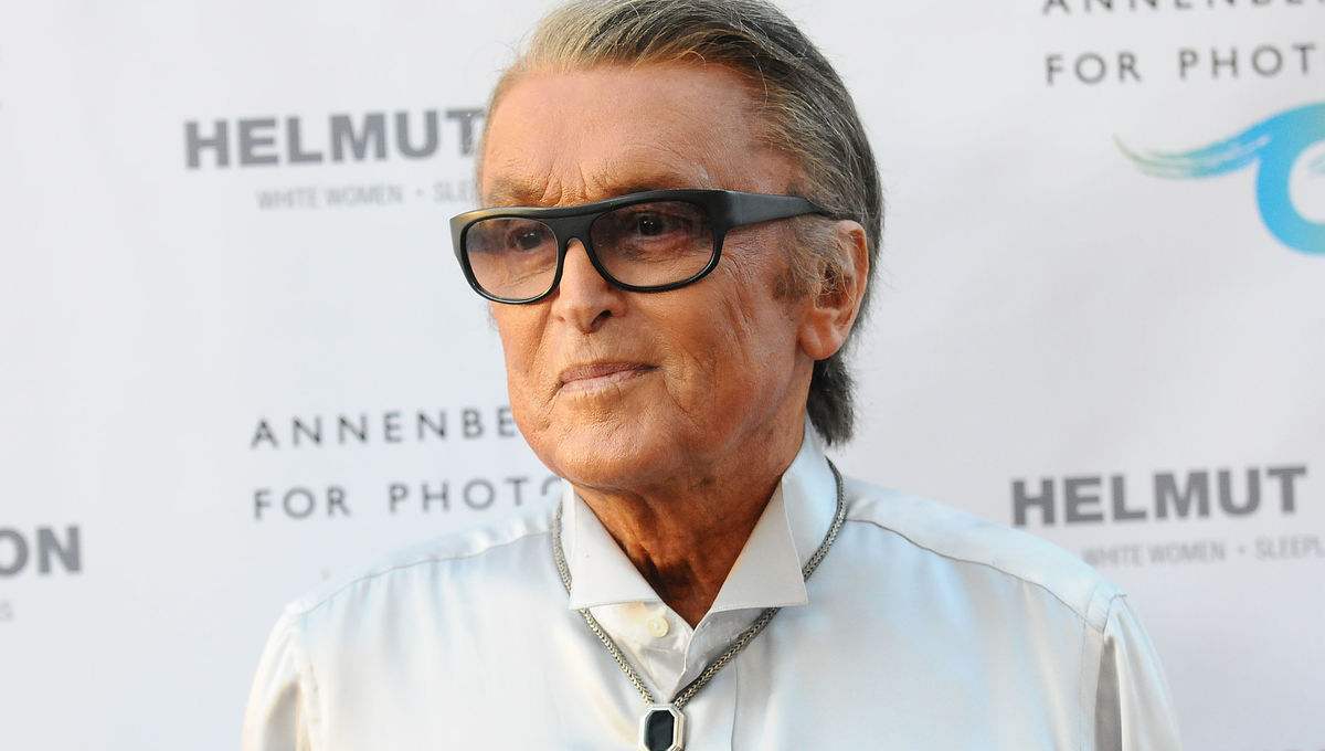 Robert Evans Getty