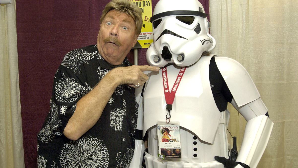 Rip Taylor Stormtrooper