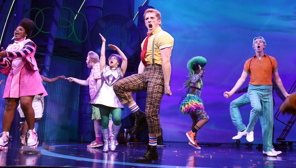 SpongeBob the musical