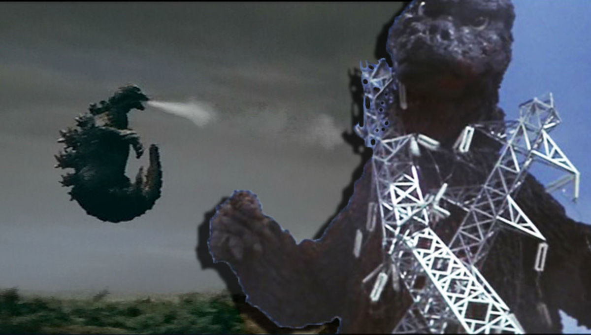 Godzilla dumb powers