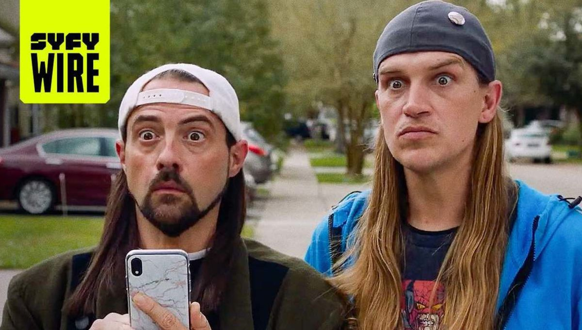 Jay and Silent Bob hero