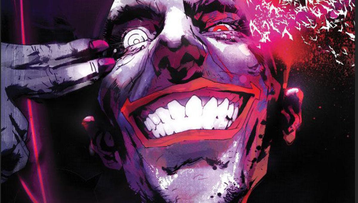 Joker: Year of the Villain (Jock variant)