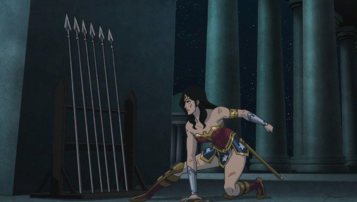 Wonder Woman: Bloodlines imdb