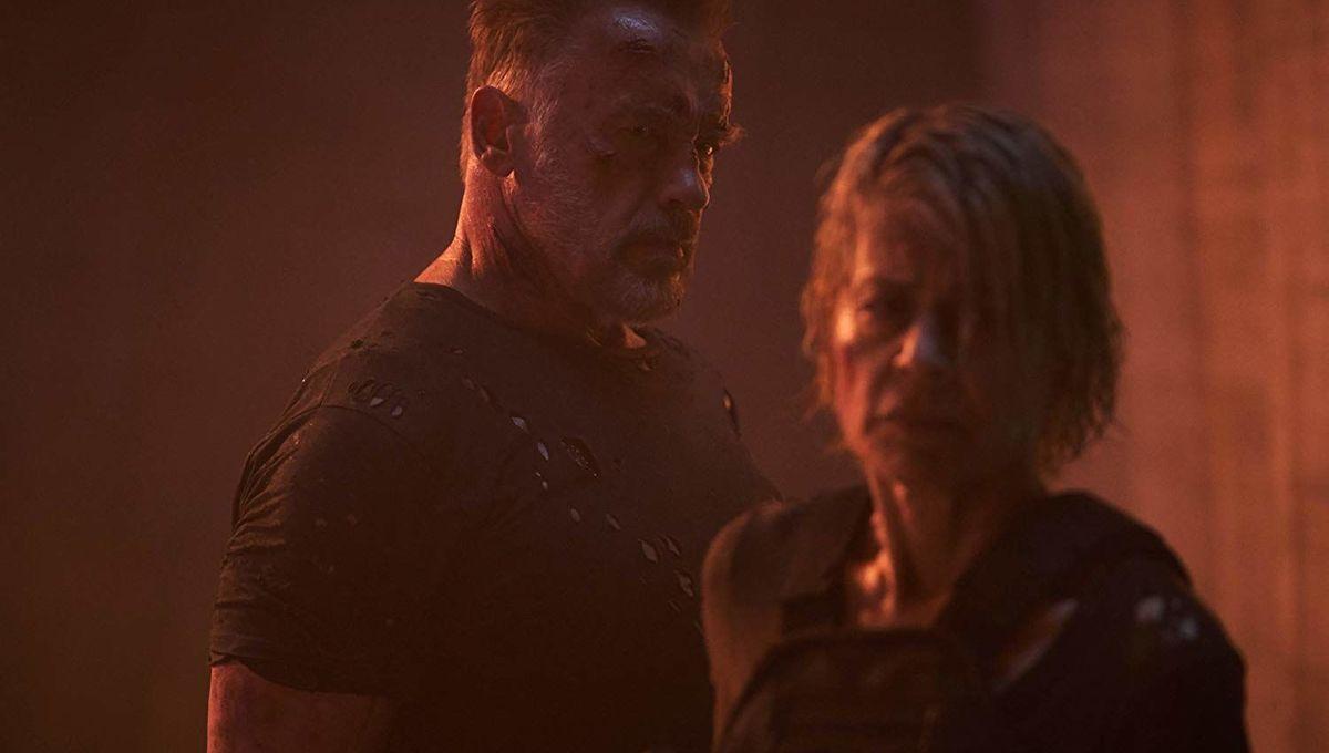 Terminator: Dark Fate T-800 IMDb
