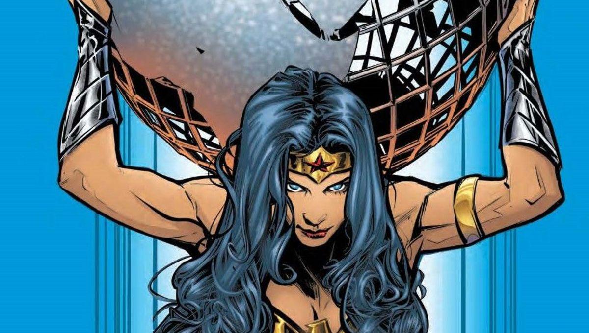 Wonder Woman issue 750