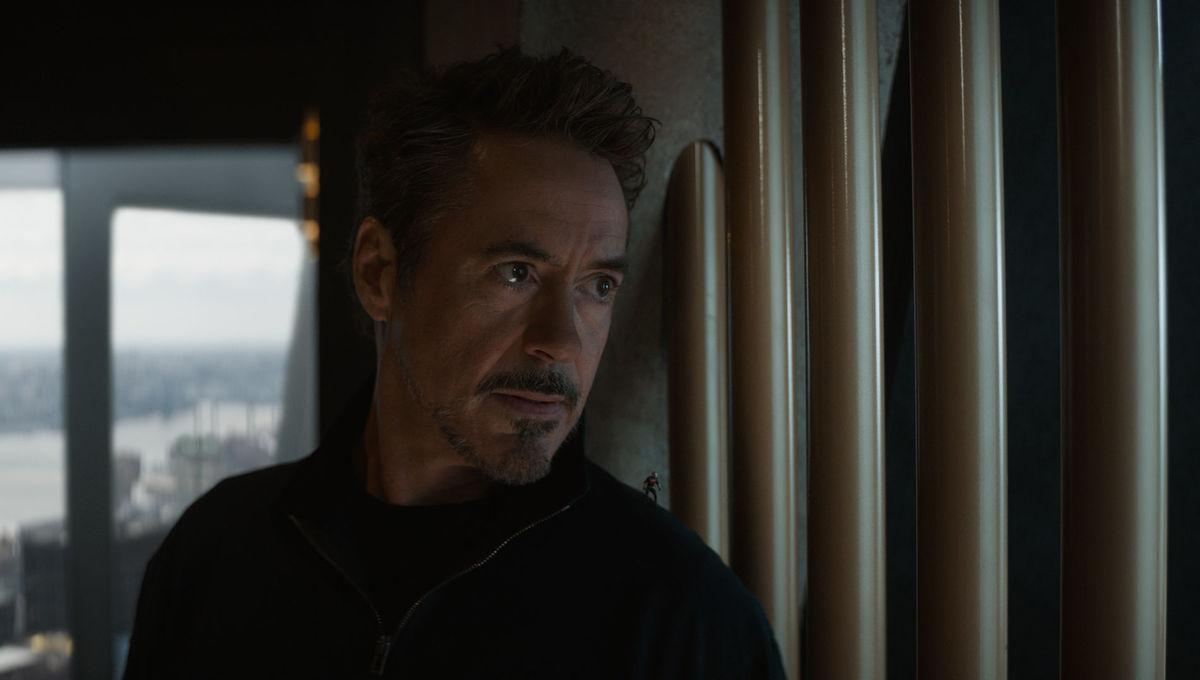 Robert Downey Jr. Avengers Endgame
