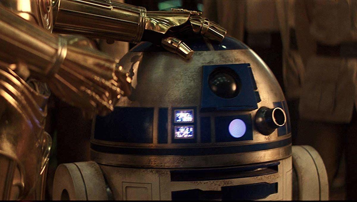 R2-D2 in Star Wars The Rise of Skywalker