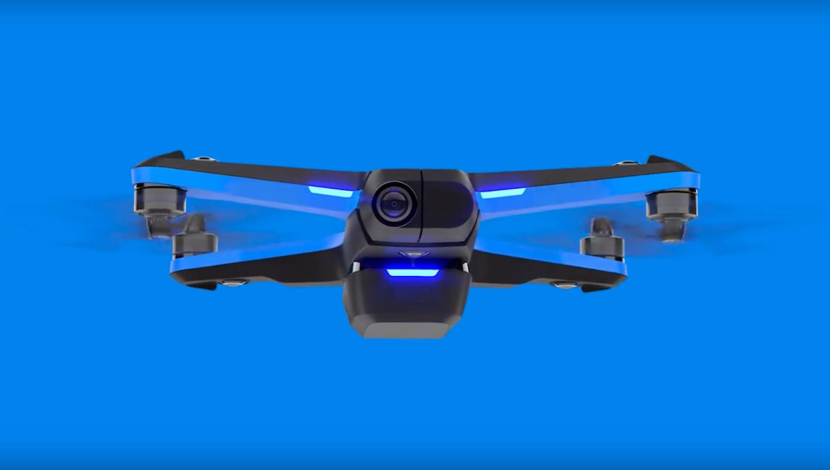 The Skydio 2 self-piloting drone