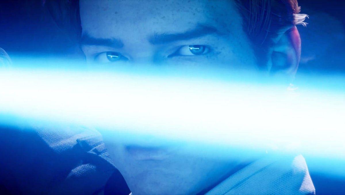 Cal Kestis in Star Wars Jedi Fallen Order