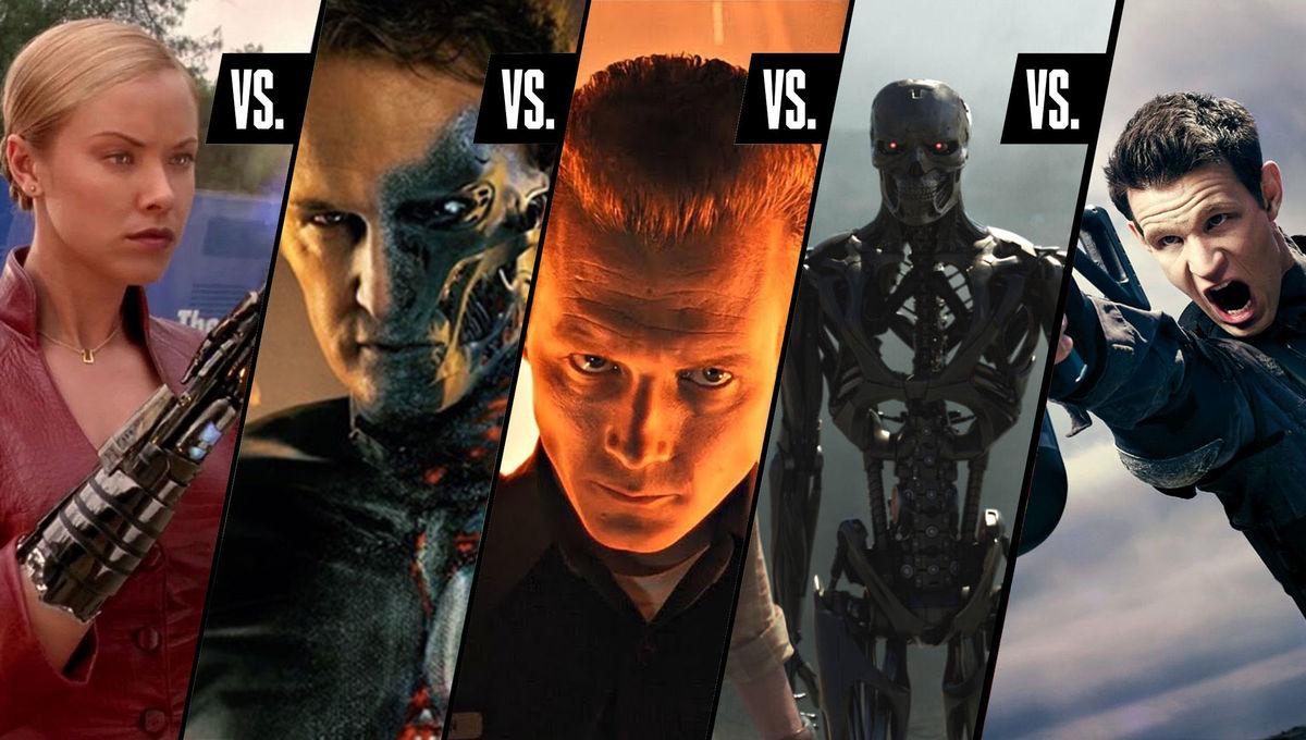 Terminator villains
