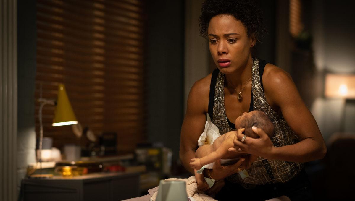 The Feed Nina Toussaint White as Kate