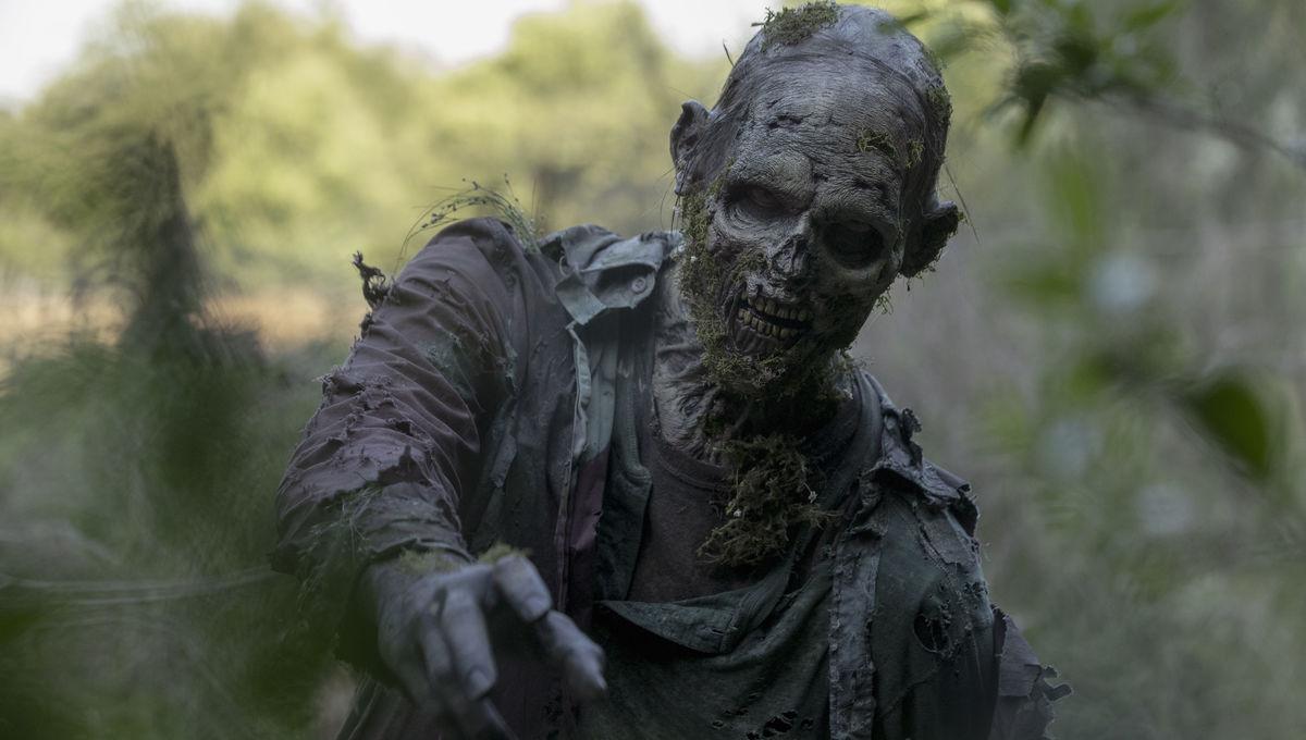 The Walking Dead zombie Season 10