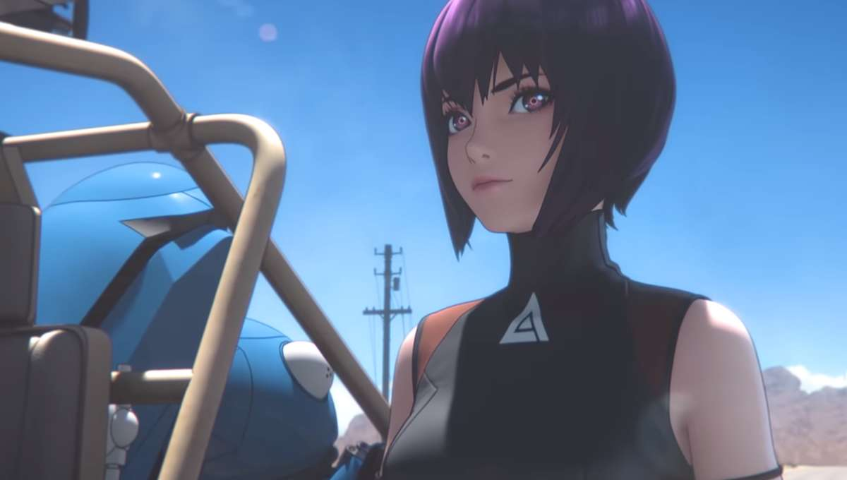 Ghost in the Shell: SAC_2045 trailer