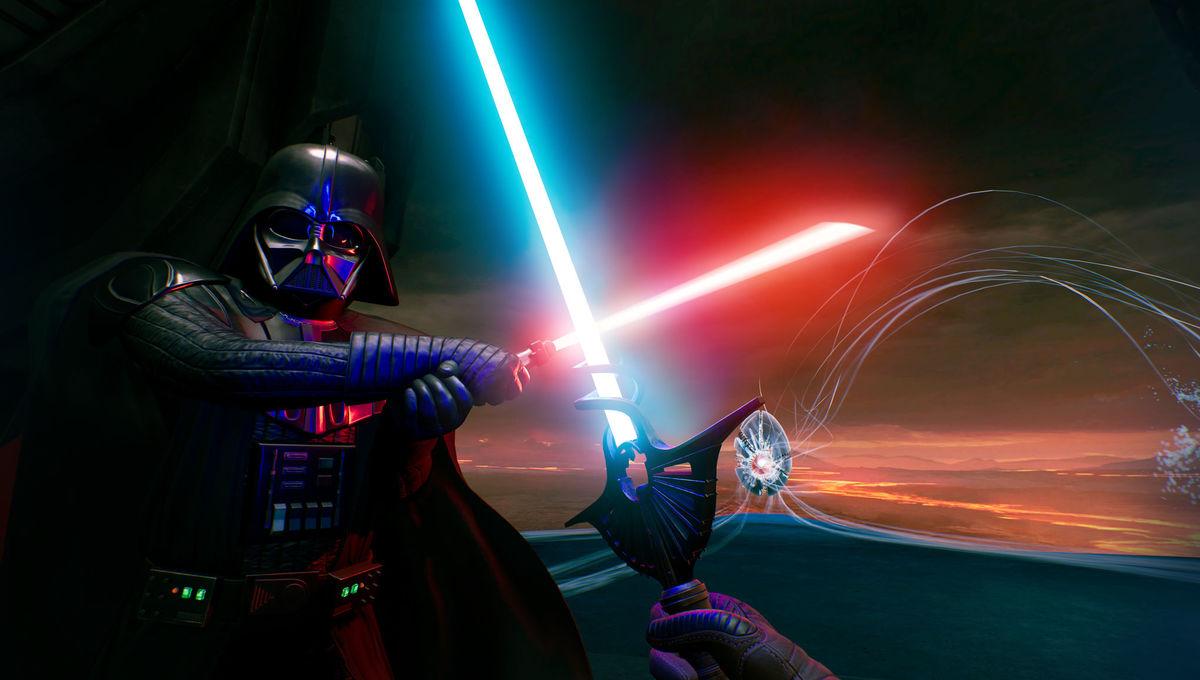 Vader Immortal - Episode III - Confrontation