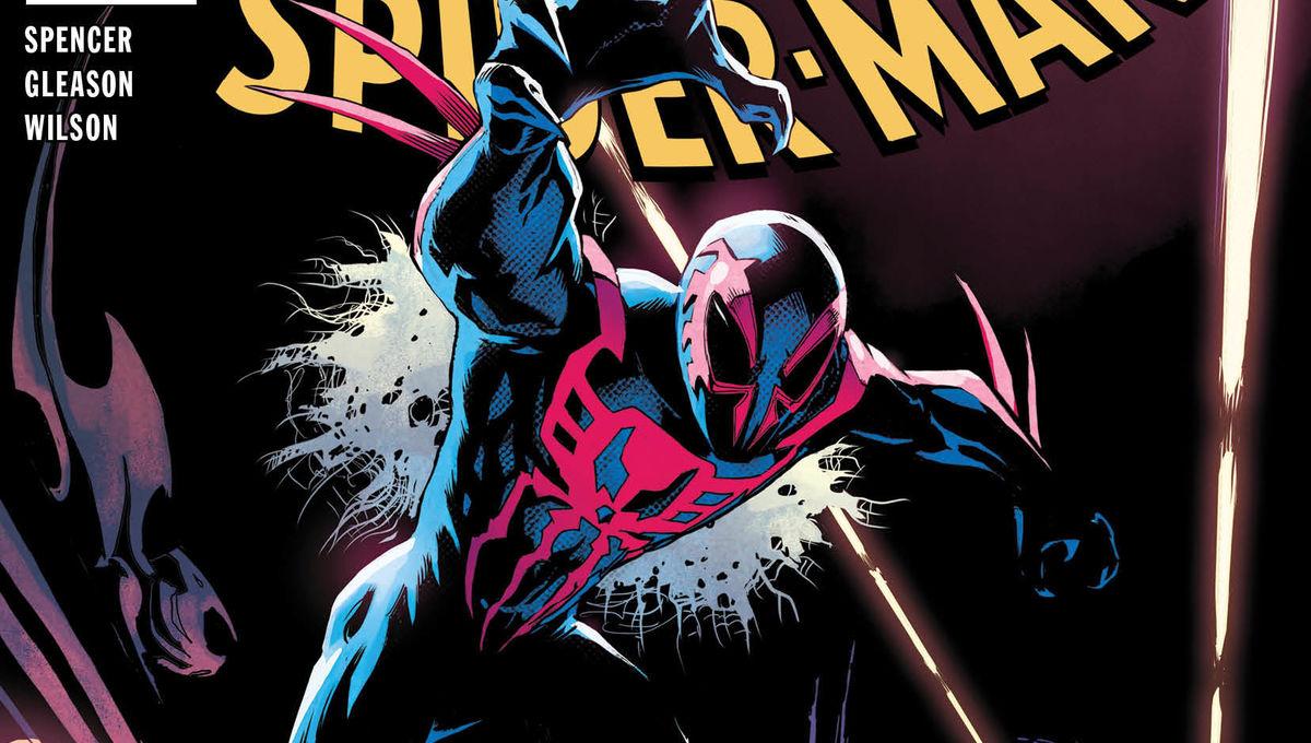 Amazing Spider-Man 33 2099 cover