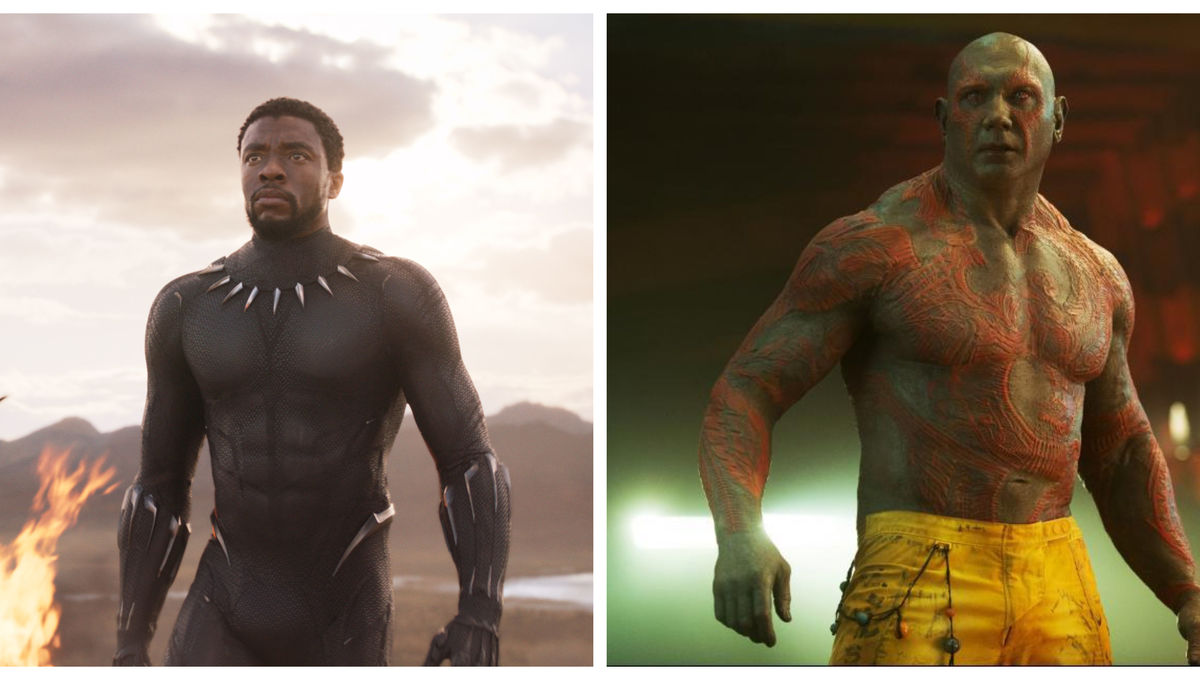 Black Panther Drax