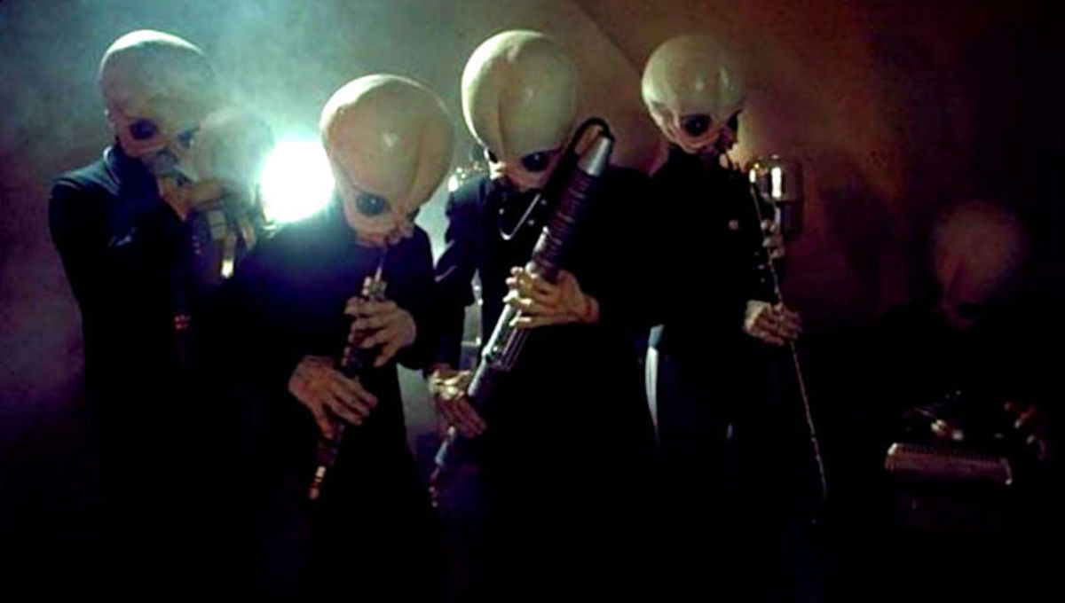 Star Wars: Episode IV - A New Hope cantina band
