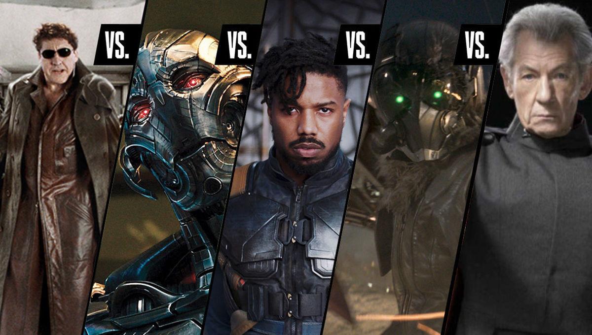 Debate Club Marvel Villains