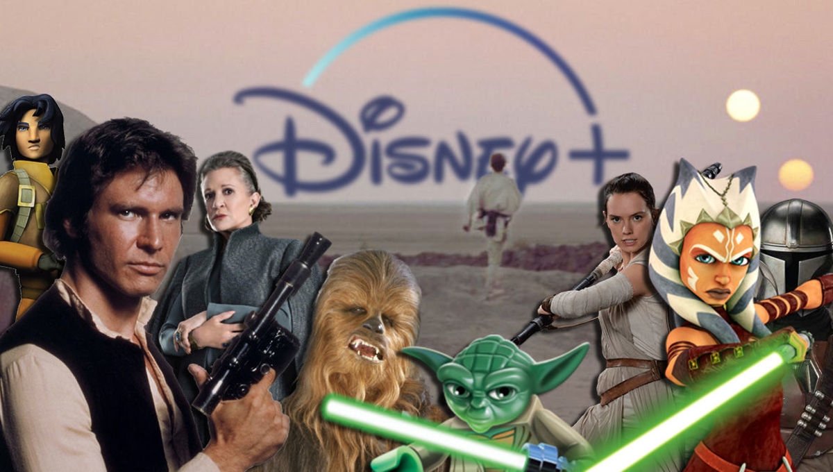 Disney+ Star Wars