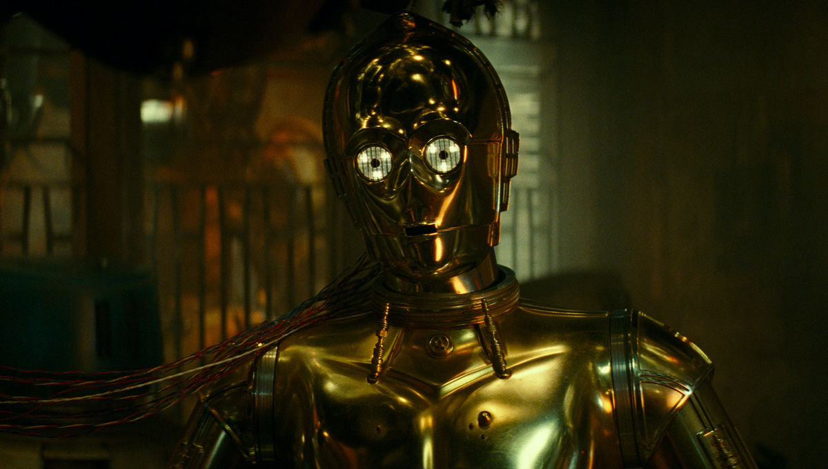 C-3PO The Rise of Skywalker