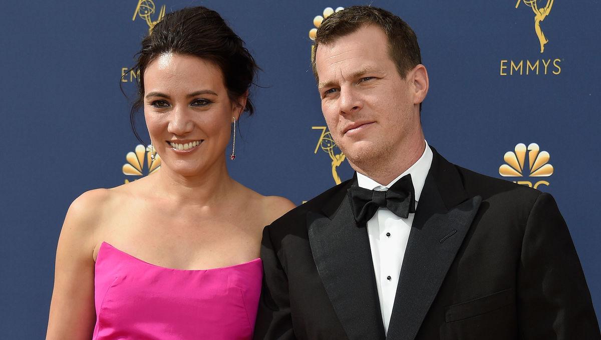 Lisa Joy and Jonathan Nolan