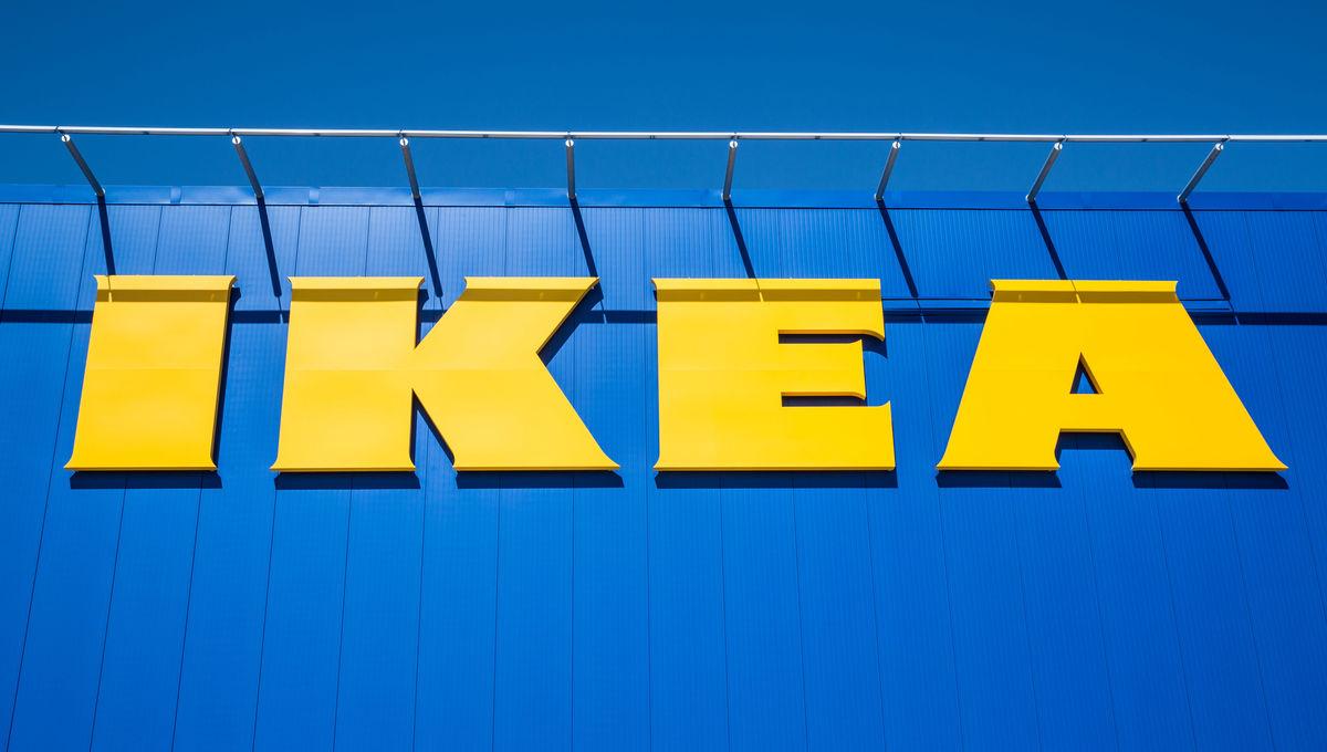 Ikea store banner