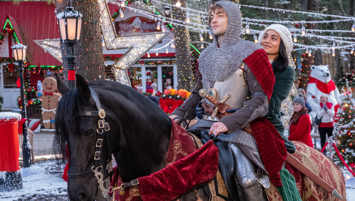 The Knight Before Christmas Netflix