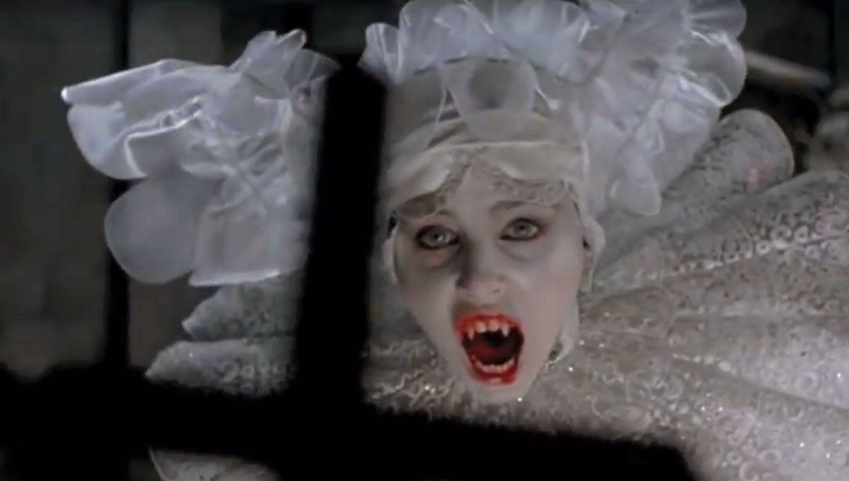 Lucy Westenra from Bram Stoker's Dracula