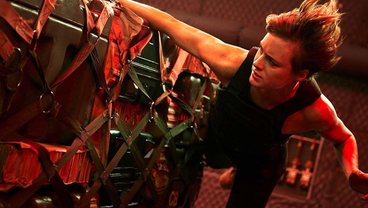 Mackenzie Davis in Terminator Dark Fate