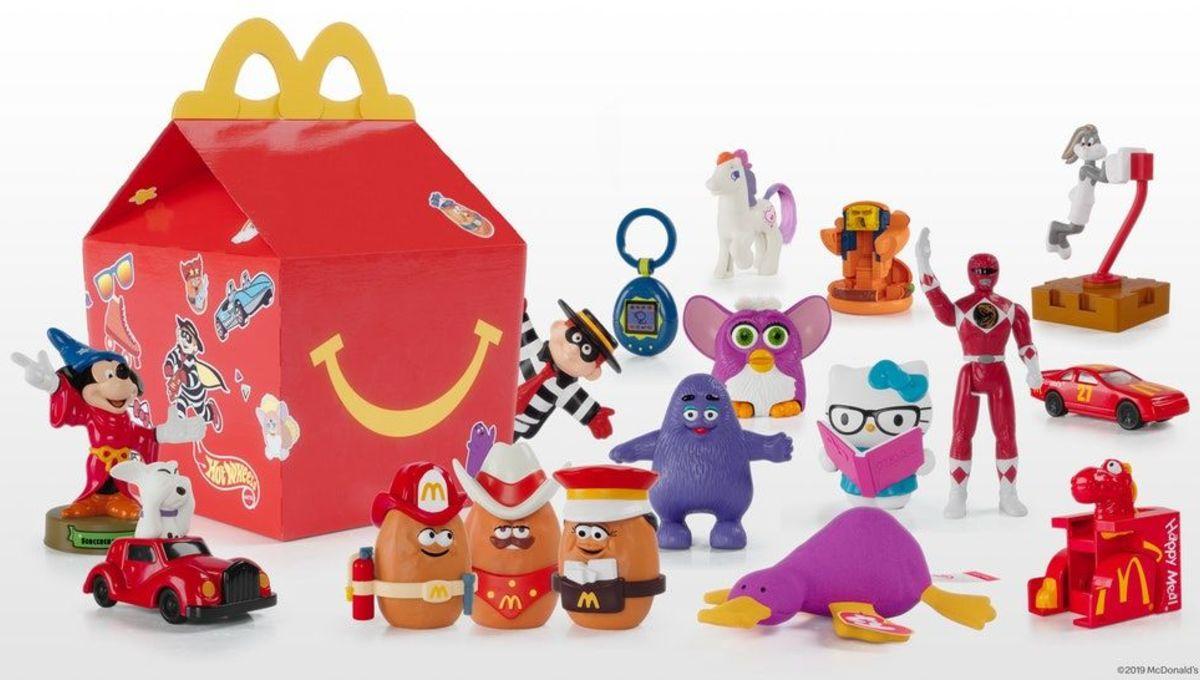 McDonalds Vintage Surprise