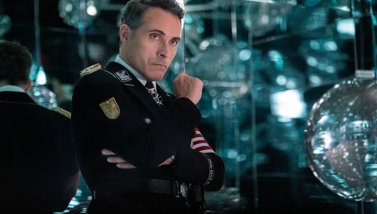 Man in the High Castle Season 4 Rufus Sewell