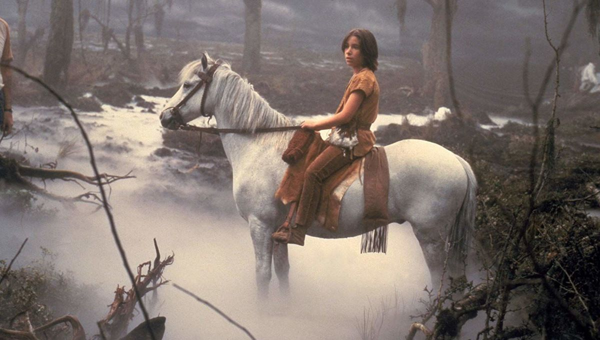 The NeverEnding Story horse