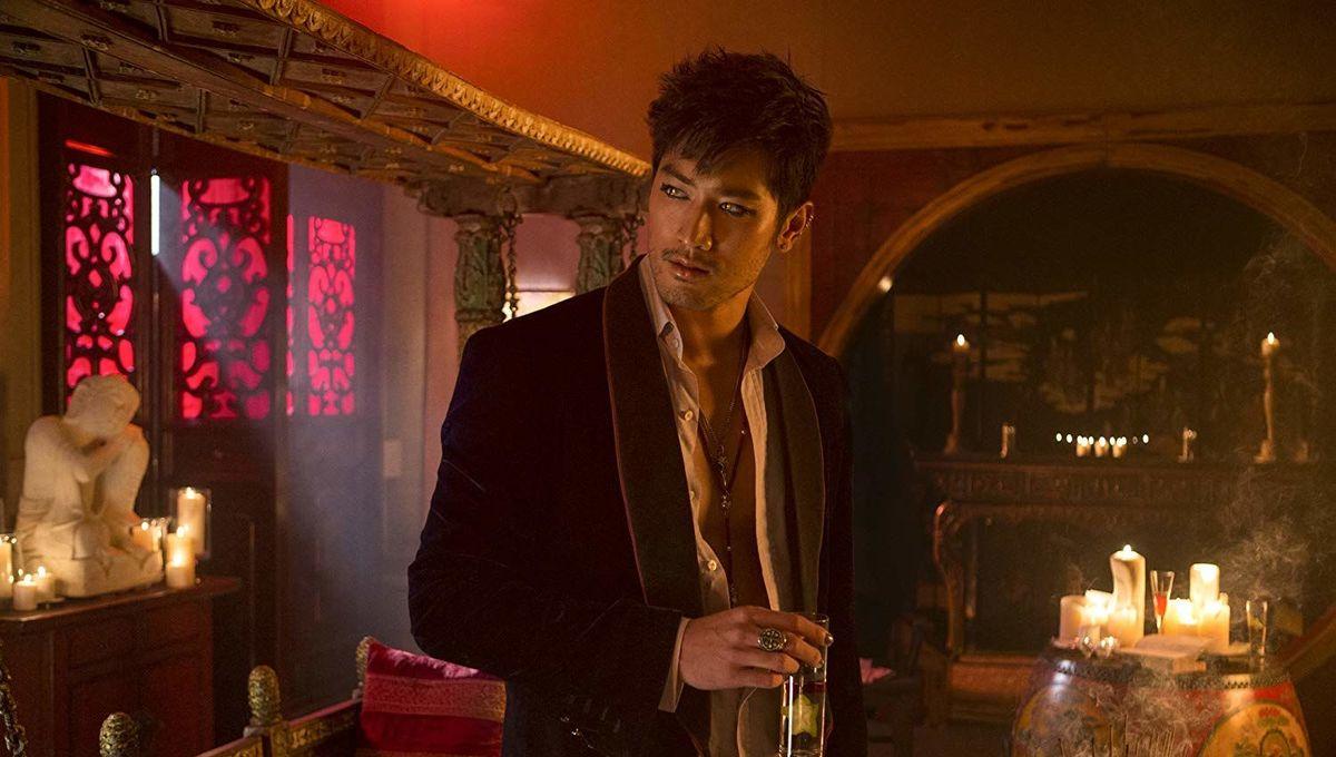 Godfrey Gao Mortal Instruments