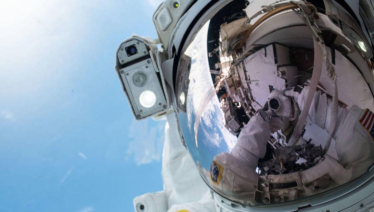 NASA astronaut image