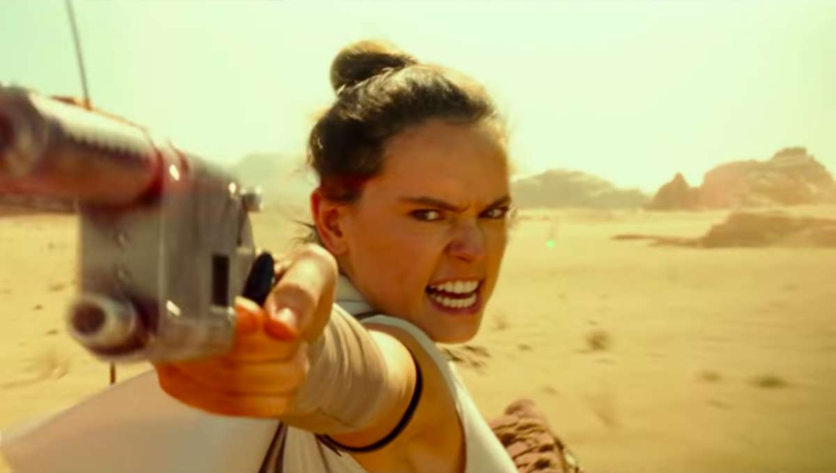 Daisy Ridley The Rise of Skywalker