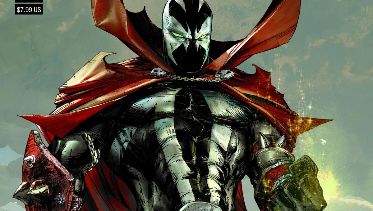 Spawn 300 cover