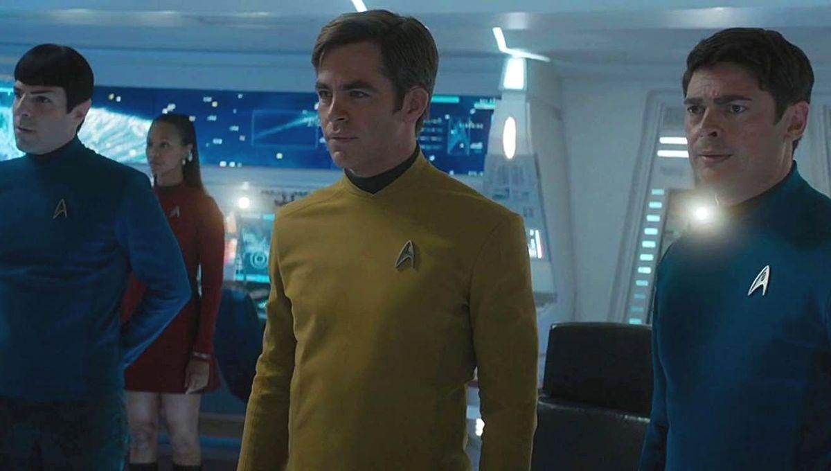 Star Trek Beyond Kirk Bones Spock