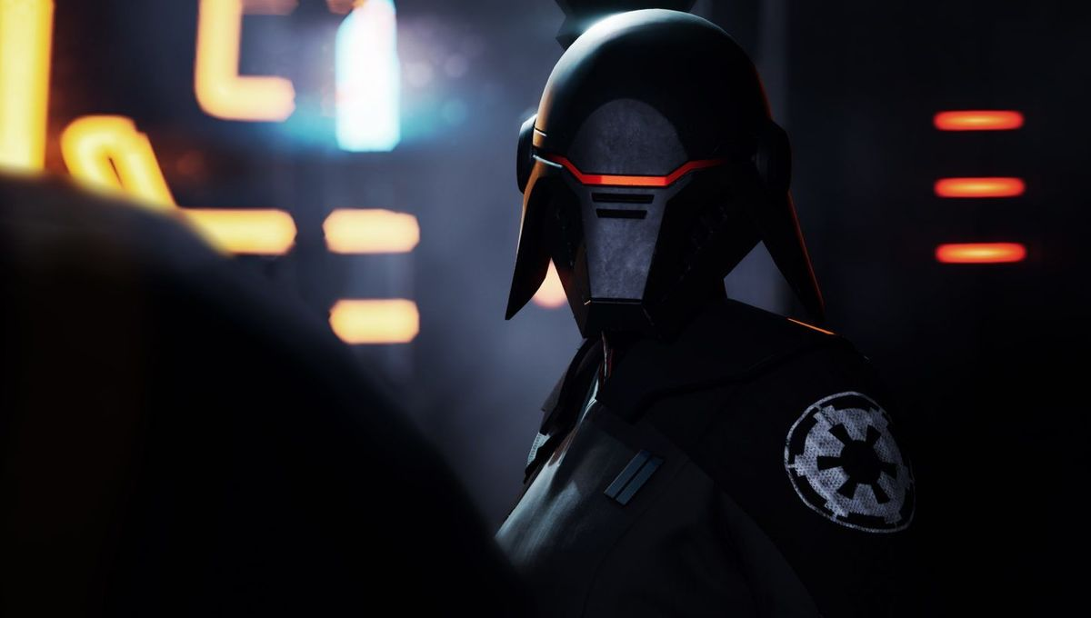 Star Wars Jedi Fallen Order game scene