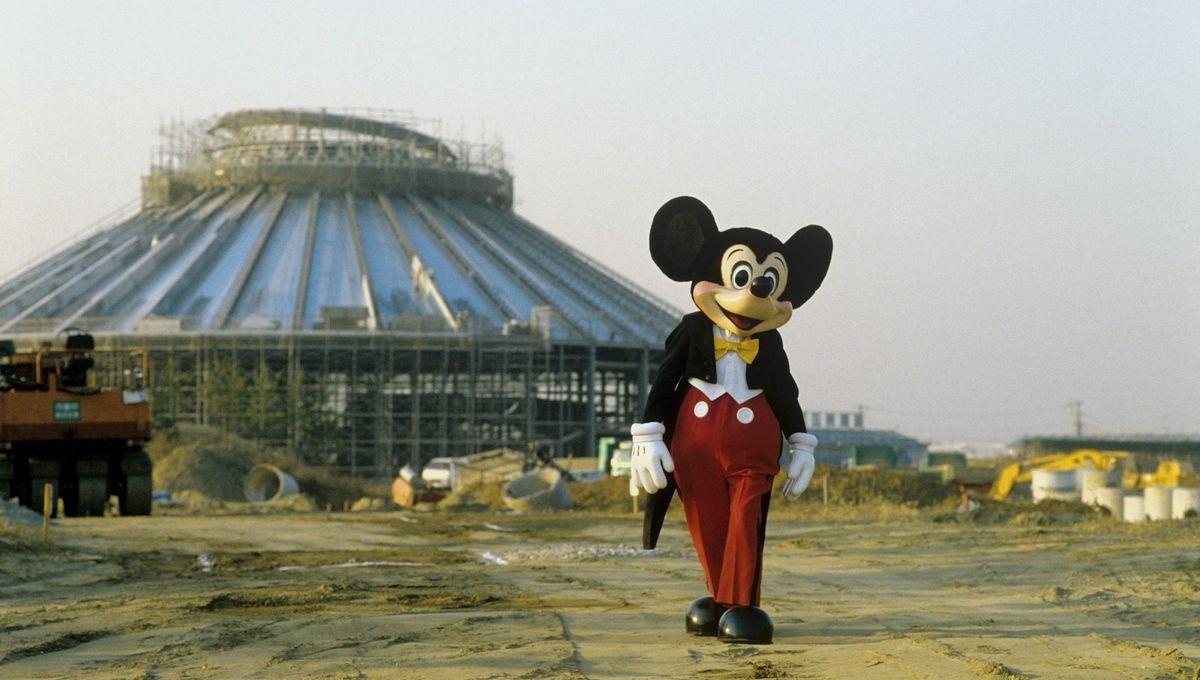 Disney+ Imagineering Story Mickey