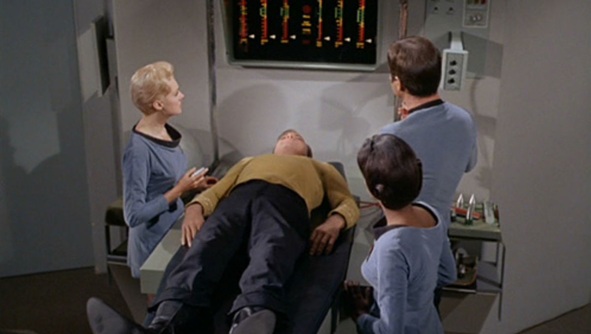 Star Trek sickbay