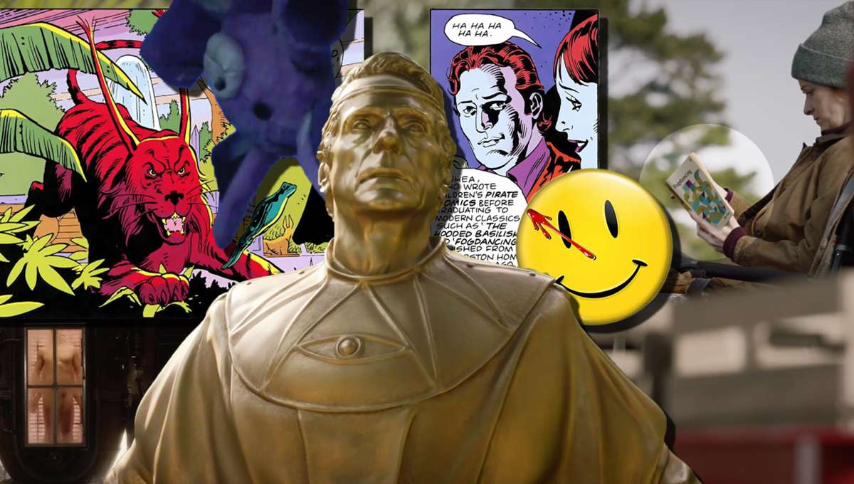 Watchmen Episode 4 Easter eggs